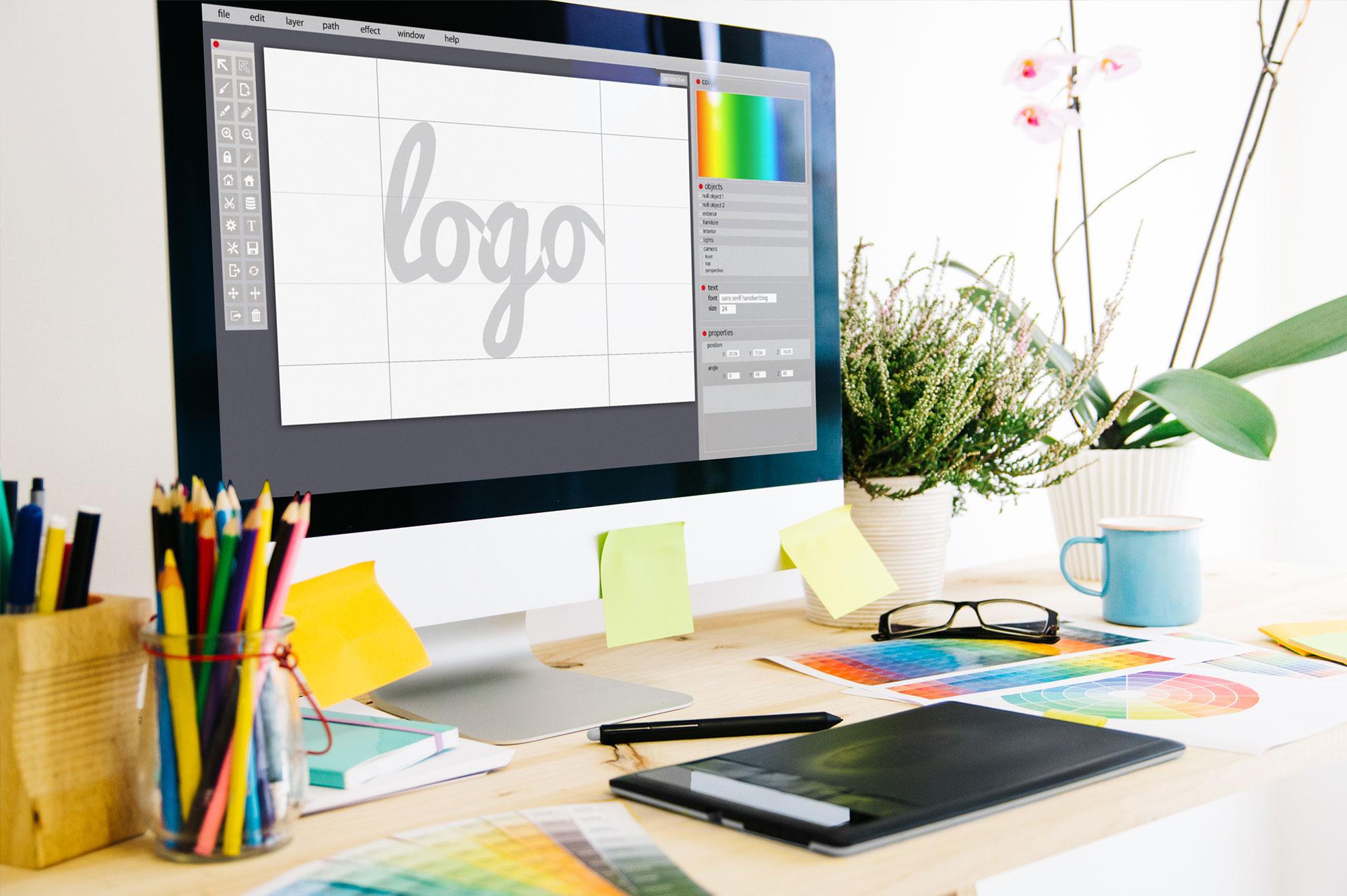 Logo Design, Cove Design Studio