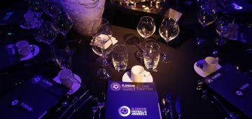 London Football Awards, Cove Design Studio