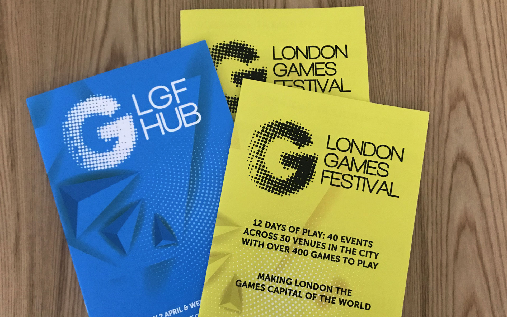 Cove Design Studio - London Games Festival